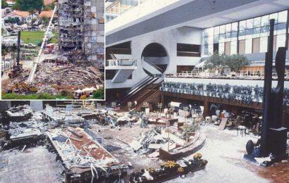 Florida building collapse recalls deadly 1981 Kansas City hotel fall