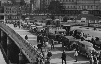 From the Archives, 1947: Celebrating Melbourne's Centenary as a City
