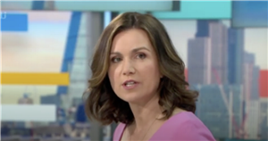 GMB's Dr Hilary Jones leaves Susanna Reid confused with new Covid vaccine claim