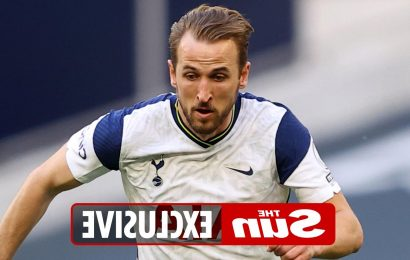 Harry Kane will leave Tottenham in CASH-ONLY deal with Spurs chief Daniel Levy not interested in player-exchange offers