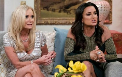 Have RHOBH sisters Kyle and Kim Richards fallen out?