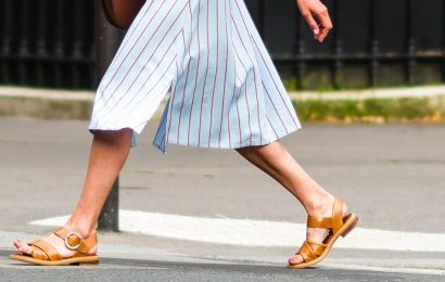 Here Are 17 Stylish and Comfy Pairs of Sandals For Days When You Can't Even With Heels