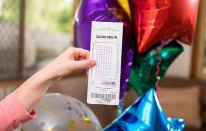 I thought I'd won £50k on lottery then got call saying it was £50MILLION – you won't believe what I want to spend it on
