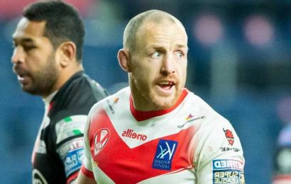 James Roby hopes for double Challenge Cup success for St Helens