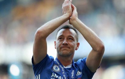 John Terry told Chelsea stars to 'make sure Tottenham would never overtake them' before last ever game