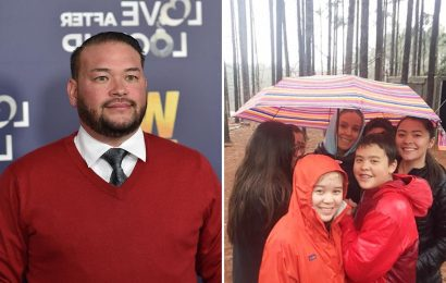 Jon Gosselin returns to Instagram & promotes his DJ gigs after ex Kate and four of their kids moved to North Carolina