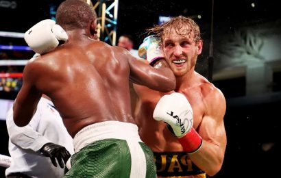 Logan Paul has one message for Floyd Mayweather conspiracy theorists