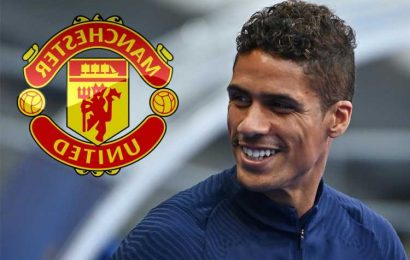Man Utd interested in Raphael Varane transfer from Real Madrid but yet to decide on opening offer amid £50m bid rumours