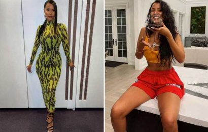 Maya Jama taking on David Beckham and The Rock by launching own booze – after making £1.4m in a year