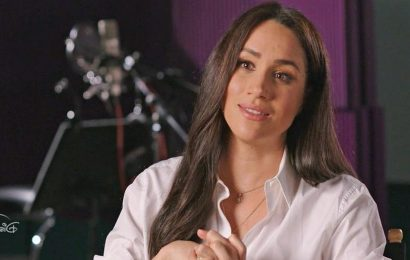 Meghan Markle talks new book 'The Bench' and its non-traditional depictions of masculinity and diversity