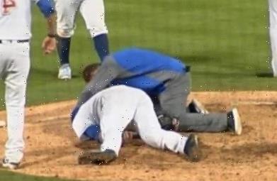 Minor league pitcher drilled in head by liner, game called off