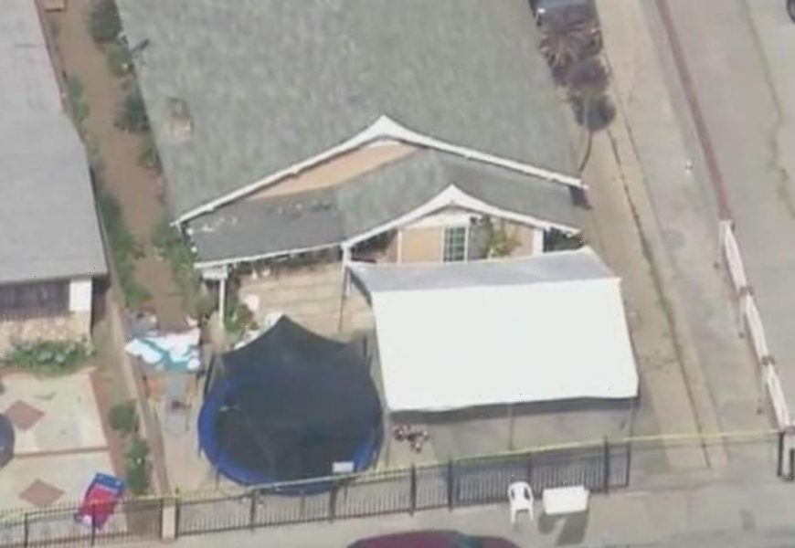 """Mother questioned after 3 young children found dead in East L.A. home: """"They were babies"""""""