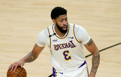 NBA Playoffs: Lakers' Anthony Davis set to play in Game 6 vs. Phoenix  Suns