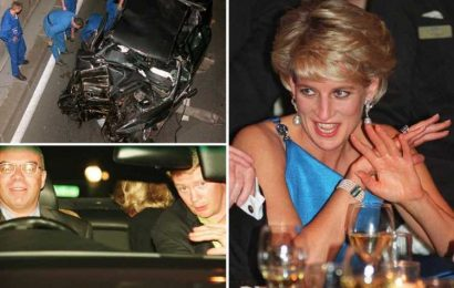 Princess Diana doctor who battled to save her after Paris car crash says he 'tried everything to get her heart beating'