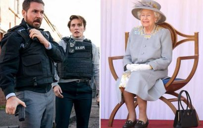 Queen is Line Of Duty fan and enjoyed discussing storylines with closest aide during lockdown, insider claims