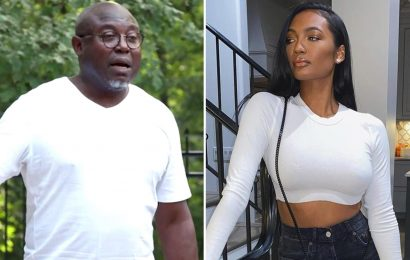 RHOA's Falynn Guobadia shares 'narcissist' definition after ex Simon claims she 'cheated & is pregnant by another man'
