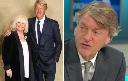 Richard Madeley admits he's 'fed up' with government advice as he reveals he and Judy are going on amber-list holiday