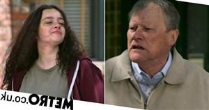 Roy's heartbreak as drunken Nina hits rock bottom in Corrie