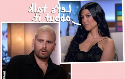 Scott Disick Blasts Judgement Over Dating 'Young Girls' – & Reveals How He REALLY Feels About Kourtney & Travis!