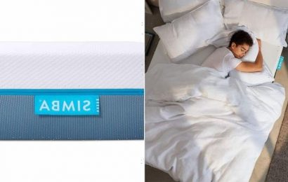 Simba slash 40 percent off mattresses in Prime Day sale – hurry to shop