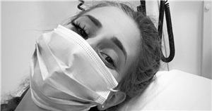 Stacey Solomon rushes son Rex back to hospital as his temperature 'spikes'