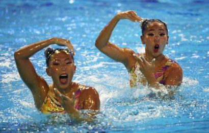 Swimming: Singapore artistic pair Soh and Yong set PB but miss out on Olympics ticket
