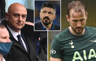 Tottenham manager shambles is a horrible, smelly and unpleasant mess…what must Harry Kane be thinking?