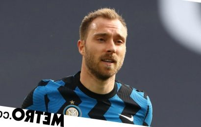 UEFA says 'every broadcaster had possibility' to cut Christian Eriksen