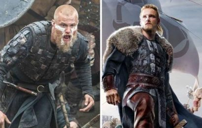 Vikings' Alexander Ludwig reprises Bjorn Ironside role for new project: 'Had great fun'