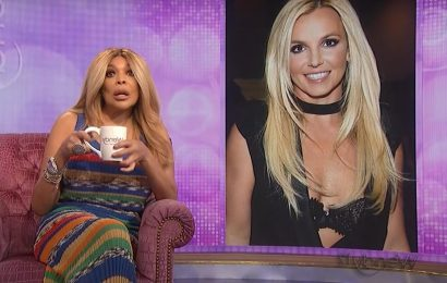 Wendy Williams Does A COMPLETE 180 On Britney Spears!