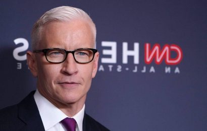 When Did Anderson Cooper's Hair Turn White?