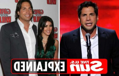 Who is Joe Francis and what is his net worth?