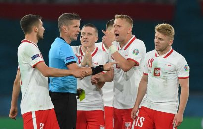 Who is Who is England vs Croatia referee Daniele Orsato, what controversies has he been involved in?