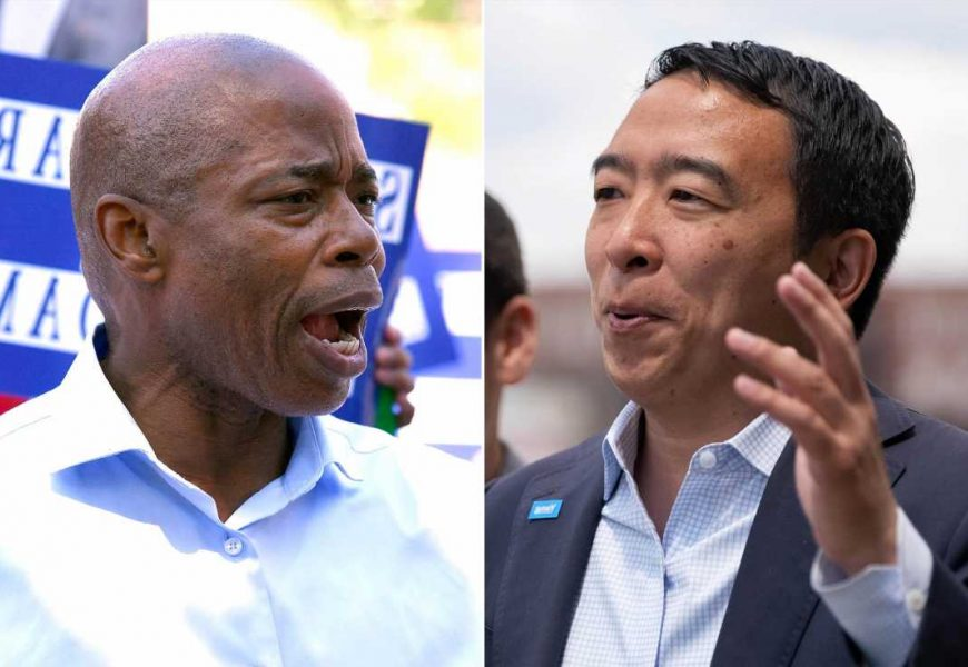Yang won't deny Adams' claim of campaign-finance shenanigans with YouTuber