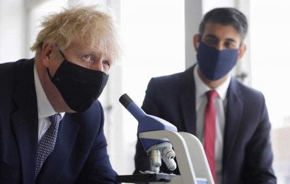 4 in 10 Brits WON'T self-isolate after NHS track and trace app ping, YouGov poll reveals piling more pressure on Boris