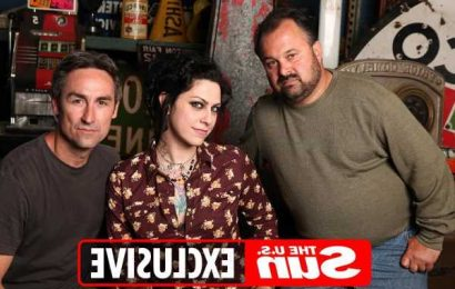 American Pickers' Frank Fritz WANTS to return to show despite network having 'no plans to bring star back'