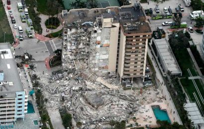 Architect of collapsed condo suspended years ago for structural failure