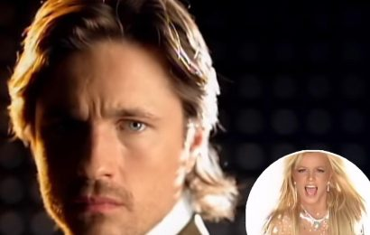 Britney Spears' Toxic Co-Star Martin Henderson On Pop Star Being 'Hounded', Talks Conservatorship Battle