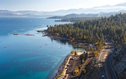California teen drowns in Lake Tahoe boating accident