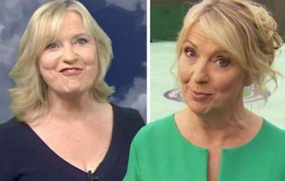 Carol Kirkwood admits what makes her grumpy behind-the-scenes: 'Don't feel very happy!'