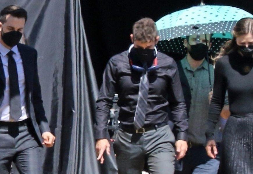 Chris Wood & Jeremy Jordan Return To Film For 'Supergirl' Funeral Scene