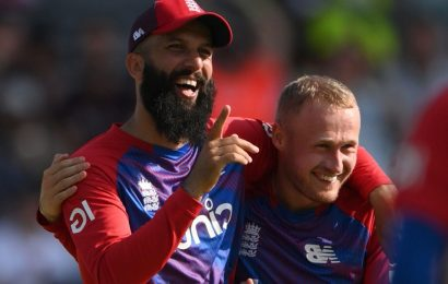 England level T20 series against Pakistan as spinners do the damage at Headingley