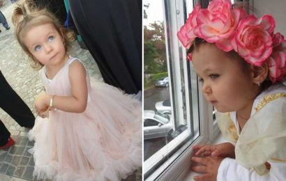 Girl, 2, died of influenza after 'catalogue of errors' by hospital doctors as parents say 'our world has fallen apart'