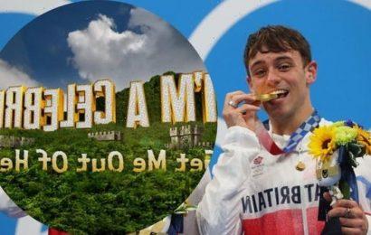 Gold medallist Tom Daley set for I'm A Celebrity after Olympics glory?