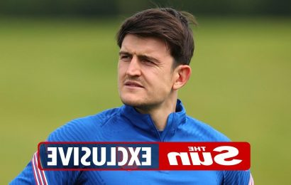 Harry Maguire says England will grow from Euro 2020 heartbreak… and go one step further in Qatar