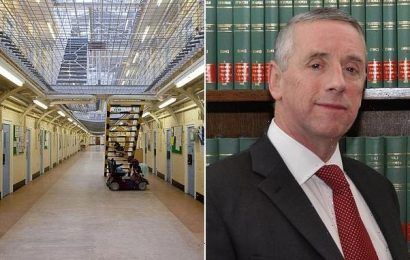 High Court rules transgender women CAN go into female prisons