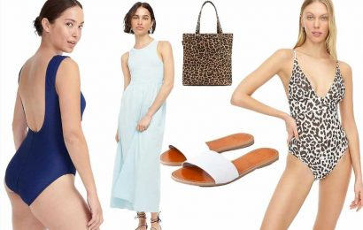 J.Crew launches blowout sale on popular summer swimwear and accessories
