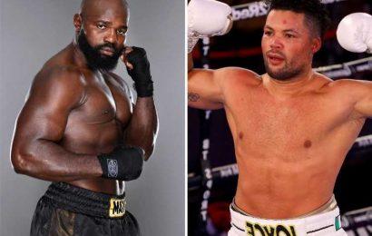 Joe Joyce vs Carlos Takam FREE: UK start time, live stream, TV channel, undercard, ring walks for heavyweight fight