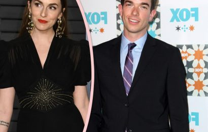 John Mulaney Officially Files For Divorce From Anna Marie Tendler After 6 Years Of Marriage