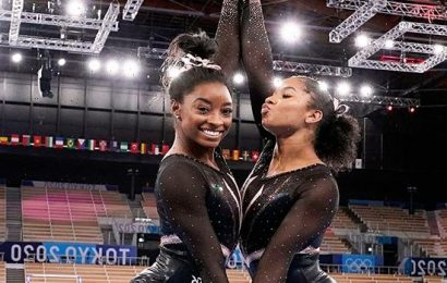 Jordan Chiles Sends Love To Simone Biles After She Pulls Out Of All-Around Final At Olympics: 'Proud' Of You